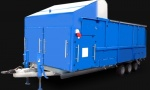 Снегоплавильная установка СПУ-70